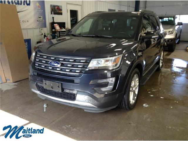 2017 Ford Explorer XLT (Stk: 94037) in Sault Ste. Marie - Image 1 of 30