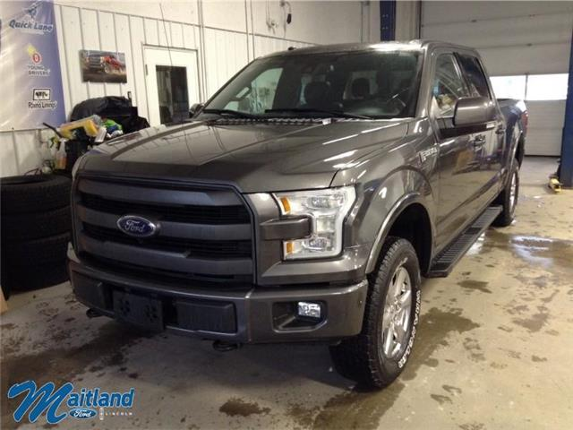 2017 Ford F-150 Lariat (Stk: 94039) in Sault Ste. Marie - Image 1 of 30