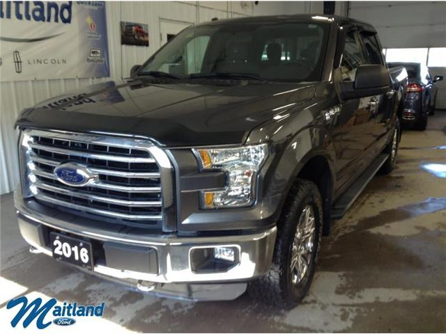 2016 Ford F-150 XLT (Stk: FB4011) in Sault Ste. Marie - Image 1 of 30