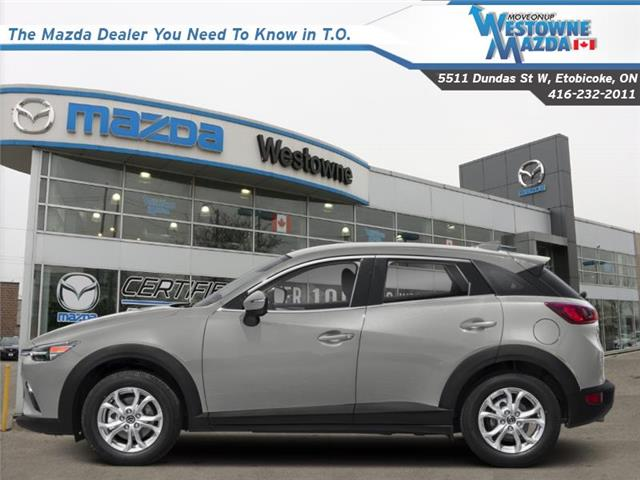 2019 Mazda CX-3 GS (Stk: 15921) in Etobicoke - Image 1 of 1