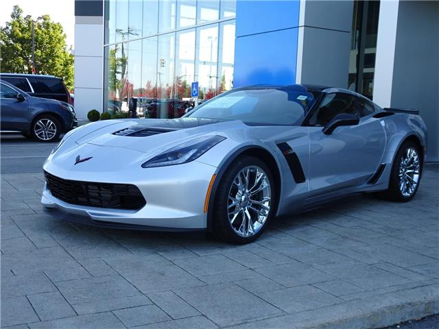2019 Chevrolet Corvette Z06 (Stk: 9018790) in Langley City - Image 1 of 6