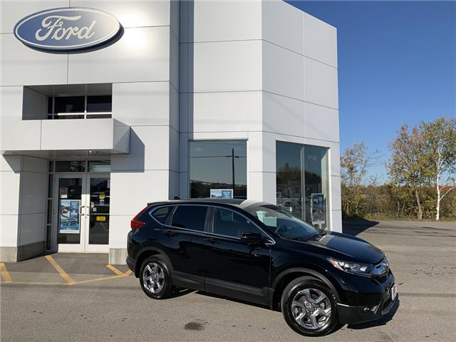 2018 Honda CR-V EX (Stk: W1097) in Smiths Falls - Image 1 of 1
