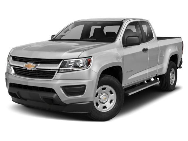 2020 Chevrolet Colorado WT (Stk: T20012) in Campbell River - Image 1 of 12