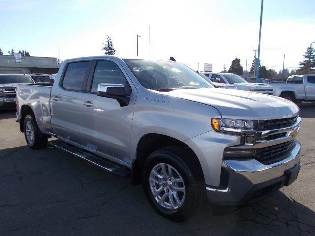 2019 Chevrolet Silverado 1500 LT (Stk: T19161) in Campbell River - Image 1 of 12