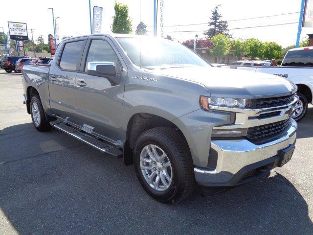 2019 Chevrolet Silverado 1500 LT (Stk: T19247) in Campbell River - Image 1 of 28