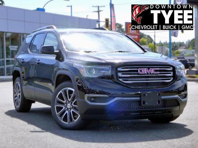 2019 GMC Acadia SLT-1 (Stk: T19006) in Campbell River - Image 1 of 30