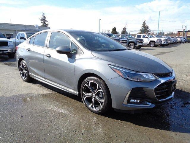 2019 Chevrolet Cruze LT (Stk: T19143) in Campbell River - Image 1 of 24