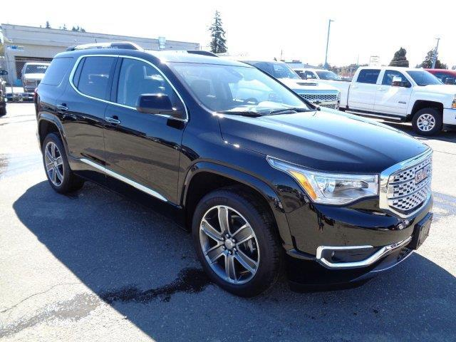 2019 GMC Acadia Denali (Stk: T19174) in Campbell River - Image 1 of 26