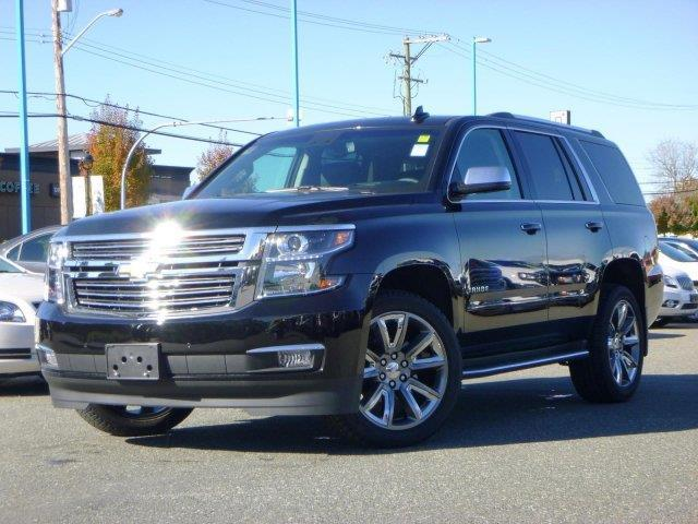 2019 Chevrolet Tahoe Premier (Stk: T19025) in Campbell River - Image 1 of 30