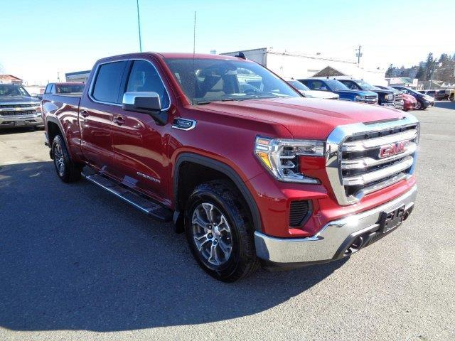 2019 GMC Sierra 1500 SLE (Stk: T19170) in Campbell River - Image 1 of 28
