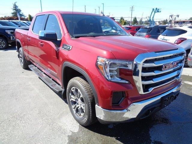 2019 GMC Sierra 1500 SLE (Stk: T19196) in Campbell River - Image 1 of 26