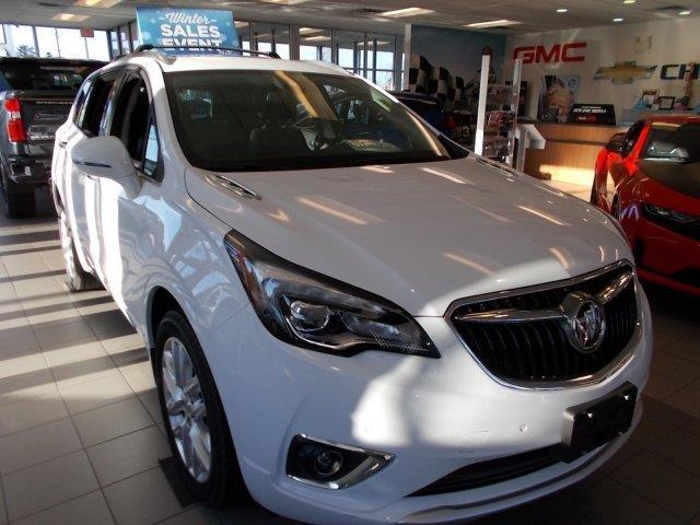 2019 Buick Envision Premium I (Stk: T19156) in Campbell River - Image 1 of 14