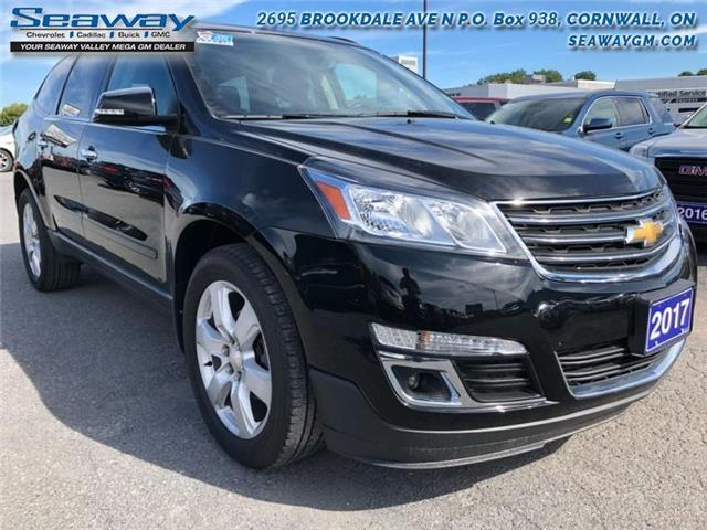 2017 Chevrolet Traverse 1LT (Stk: B2185) in Cornwall - Image 1 of 19