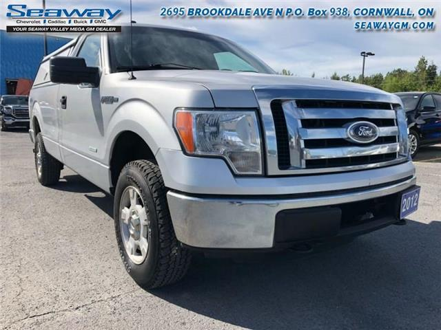 2012 Ford F-150 XL (Stk: S2345) in Cornwall - Image 1 of 13