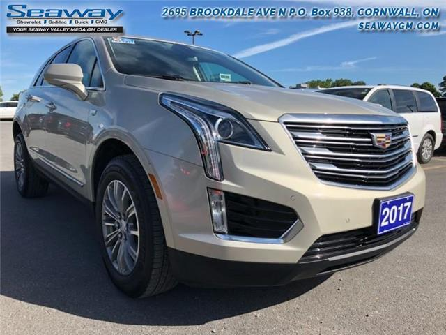 2017 Cadillac XT5 Luxury (Stk: 19632A) in Cornwall - Image 1 of 14