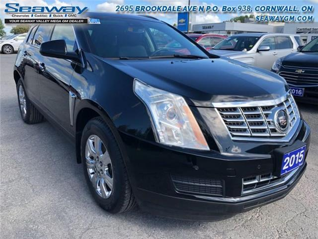 2015 Cadillac SRX Luxury (Stk: S2347) in Cornwall - Image 1 of 20