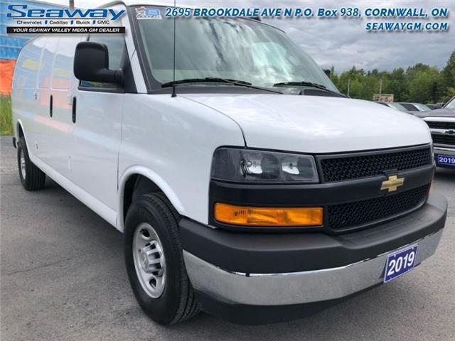 2019 Chevrolet Express 2500 Work Van (Stk: B2198) in Cornwall - Image 1 of 18