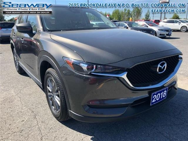 2018 Mazda CX-5 GS (Stk: 19254M) in Cornwall - Image 1 of 17