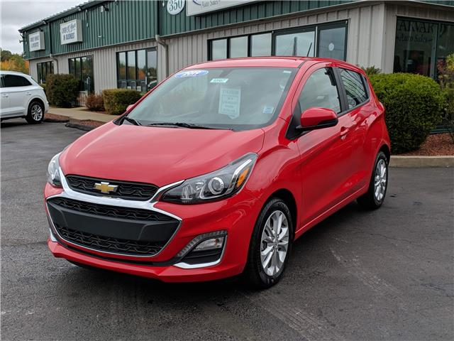 2019 Chevrolet Spark 1LT CVT KL8CD6SA1KC762659 10567 in Lower Sackville