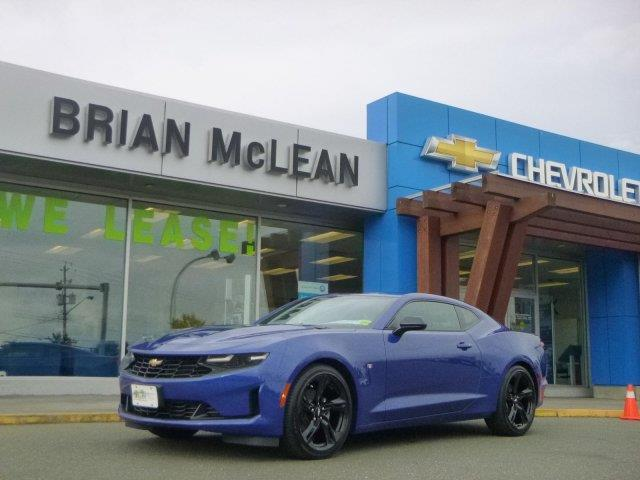 2019 Chevrolet Camaro  (Stk: M4305-19) in Courtenay - Image 1 of 26