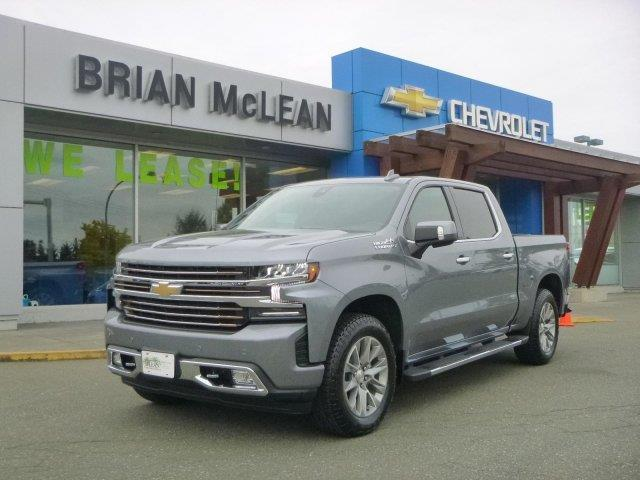 2019 Chevrolet Silverado 1500 High Country (Stk: M4121-19) in Courtenay - Image 1 of 30