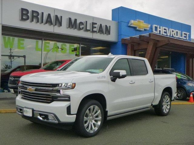 2019 Chevrolet Silverado 1500 High Country (Stk: M4268-19) in Courtenay - Image 1 of 30