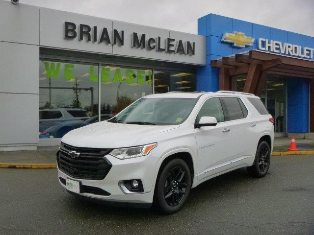 2019 Chevrolet Traverse Premier (Stk: M4292-19) in Courtenay - Image 1 of 30