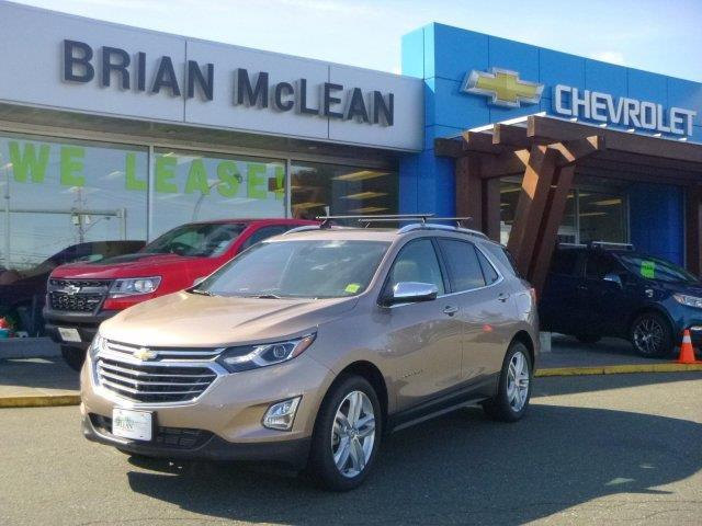 2019 Chevrolet Equinox Premier (Stk: M4242-19) in Courtenay - Image 1 of 30