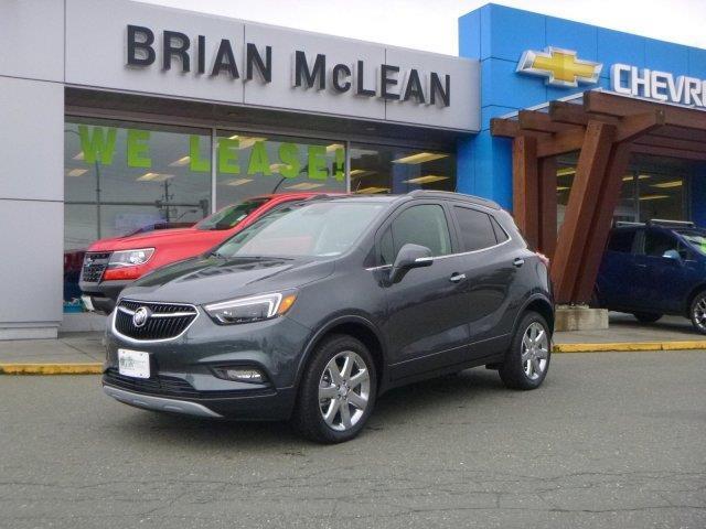 2018 Buick Encore Premium (Stk: M3218-18) in Courtenay - Image 1 of 30