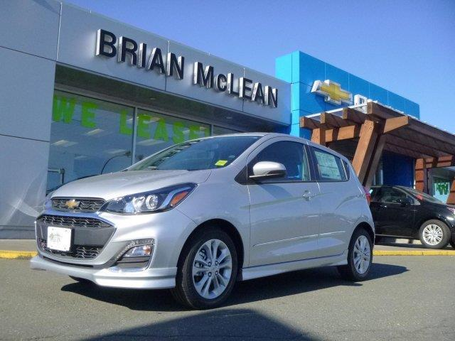 2019 Chevrolet Spark 1LT Manual (Stk: M4128-19) in Courtenay - Image 1 of 28