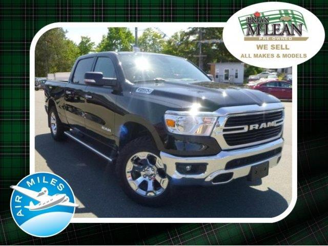 2019 RAM 1500 Big Horn (Stk: M3117A-18) in Courtenay - Image 1 of 30