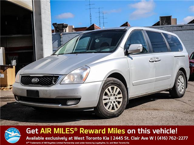 2014 Kia Sedona LX Convenience (Stk: T20056) in Toronto - Image 1 of 1