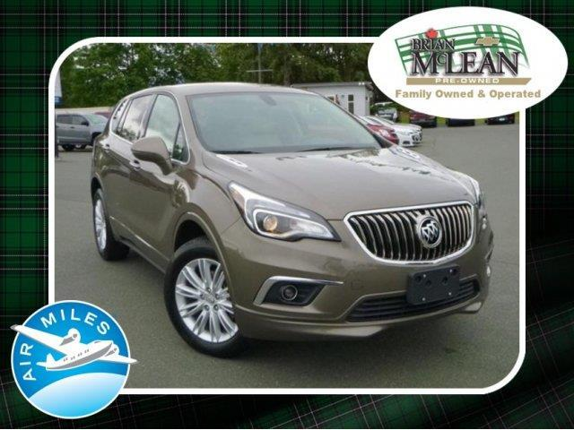 2017 Buick Envision Preferred (Stk: M4008A-19) in Courtenay - Image 1 of 30