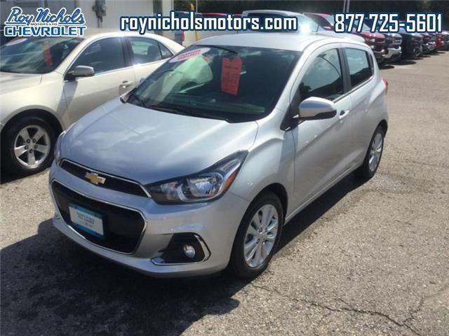 2018 Chevrolet Spark 1LT CVT (Stk: P6431) in Courtice - Image 1 of 13