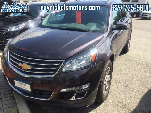 2015 Chevrolet Traverse 1LT (Stk: P6245) in Courtice - Image 1 of 13