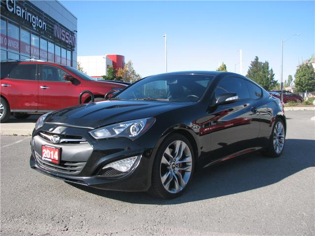 2014 Hyundai Genesis Coupe 3.8 GT (Stk: KW345791A) in Bowmanville - Image 1 of 27