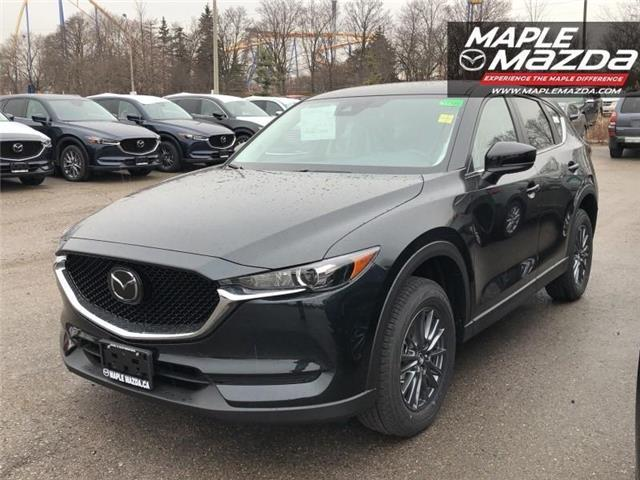 2019 Mazda CX-5 GS (Stk: 19-077) in Vaughan - Image 1 of 5