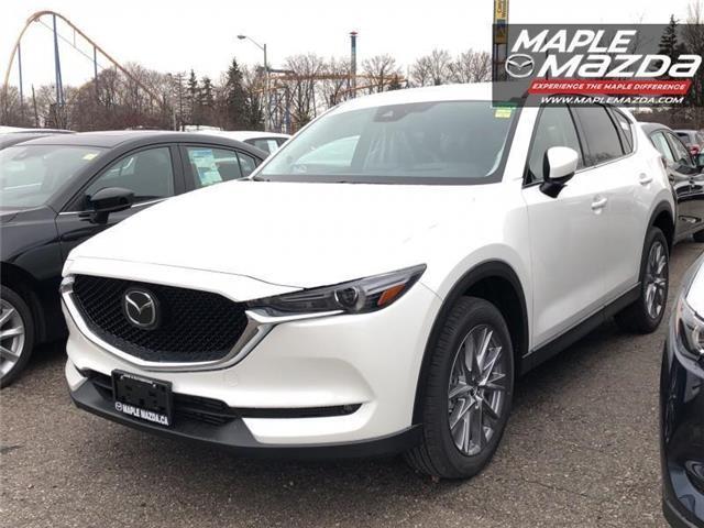 2019 Mazda CX-5 GT (Stk: 19-080) in Vaughan - Image 1 of 5