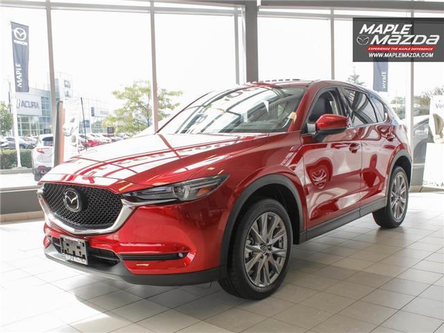 2019 Mazda CX-5 GT w/Turbo (Stk: 19-101) in Vaughan - Image 1 of 6