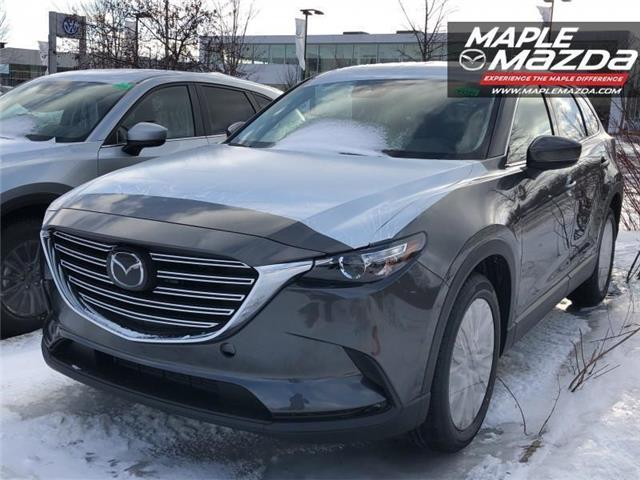 2019 Mazda CX-9 GS-L (Stk: 19-129) in Vaughan - Image 1 of 5
