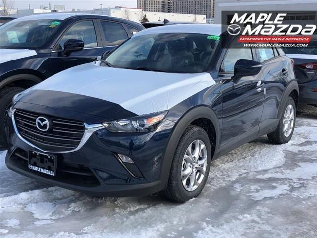 2019 Mazda CX-3 GS (Stk: 19-141) in Vaughan - Image 1 of 4
