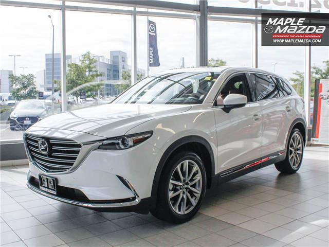 2019 Mazda CX-9 Signature (Stk: 19-227) in Vaughan - Image 1 of 5
