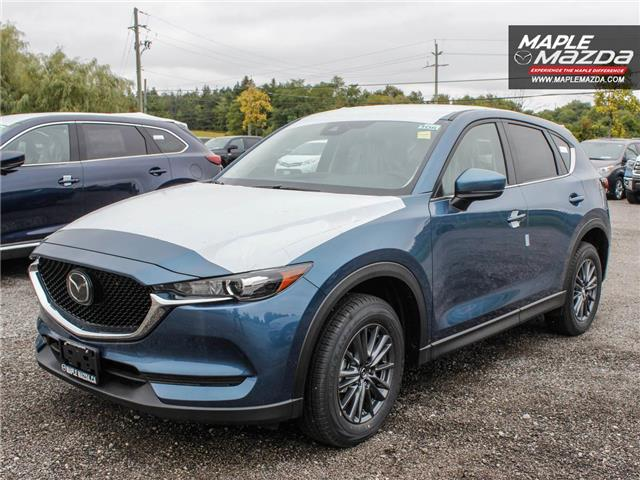 2019 Mazda CX-5 GS (Stk: 19-267) in Vaughan - Image 1 of 5