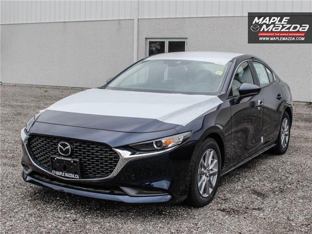 2019 Mazda Mazda3 GS (Stk: 19-270) in Vaughan - Image 1 of 5