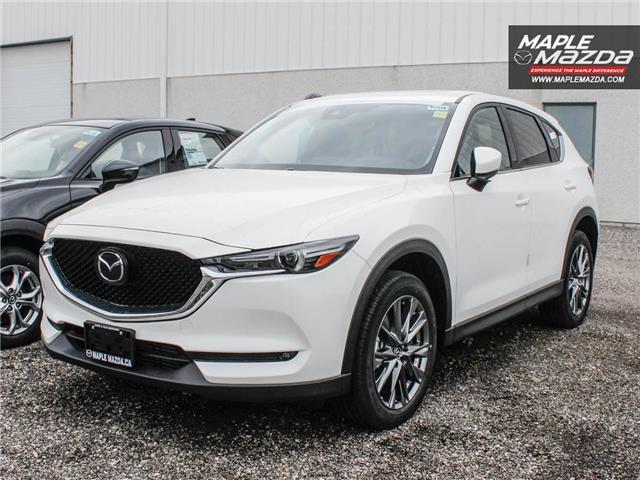 2019 Mazda CX-5 Signature (Stk: 19-276) in Vaughan - Image 1 of 5