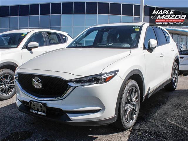 2019 Mazda CX-5 Signature (Stk: 19-278) in Vaughan - Image 1 of 5
