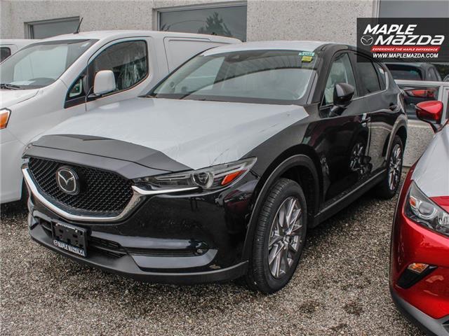 2019 Mazda CX-5 GT w/Turbo (Stk: 19-314) in Vaughan - Image 1 of 4
