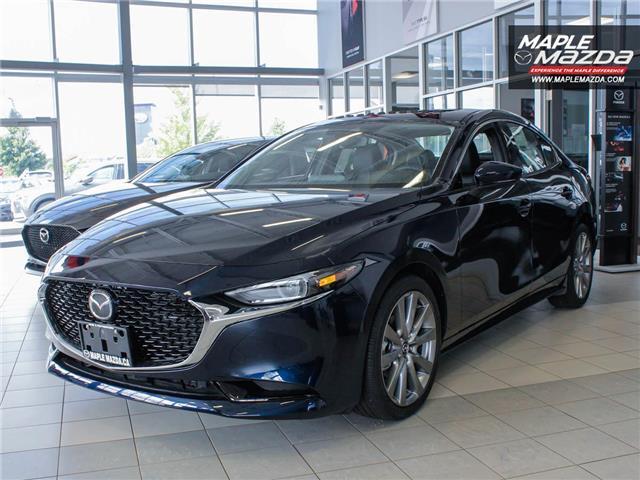 2019 Mazda Mazda3 GT (Stk: 19-318) in Vaughan - Image 1 of 5