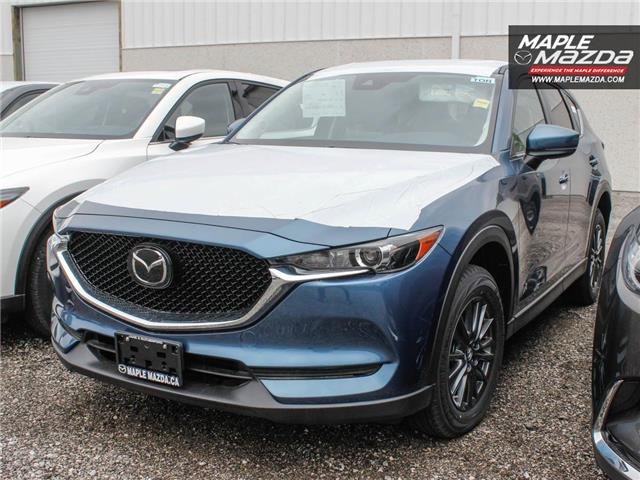 2019 Mazda CX-5 GS (Stk: 19-326) in Vaughan - Image 1 of 5