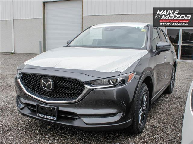 2019 Mazda CX-5 GS (Stk: 19-340) in Vaughan - Image 1 of 5